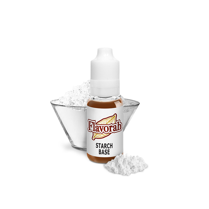 Starch Base  Flavoring | 15 mL