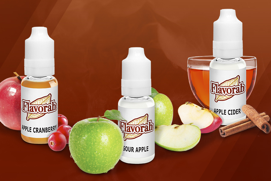 Apple E Liquid Flavors