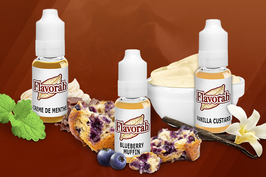 Dessert and Bakery Ejuice Flavors