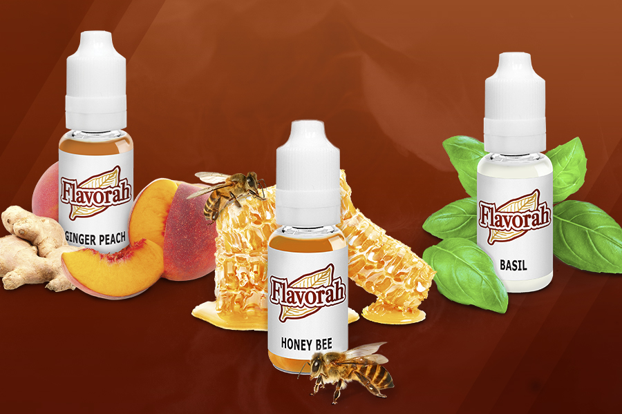 Herbal and Vegetable E Liquid Flavors
