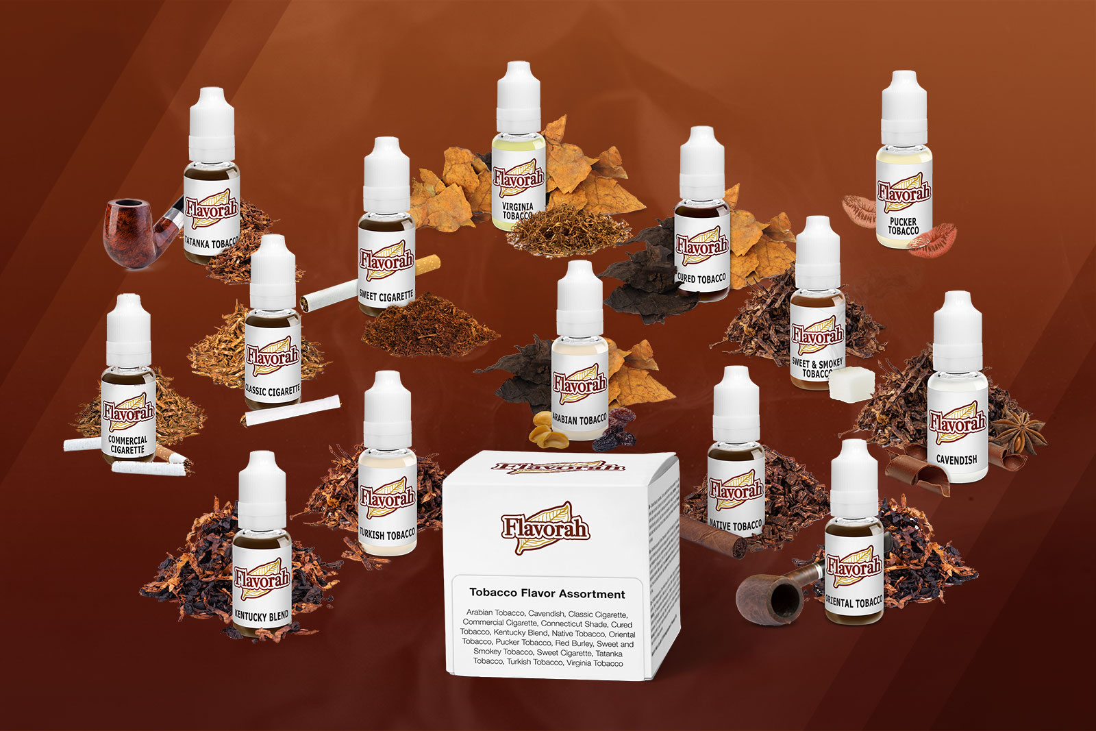 Flavor Assortment Packs