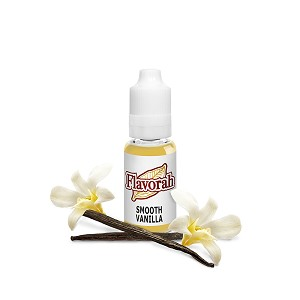 Smooth Vanilla  Flavoring | 15 mL