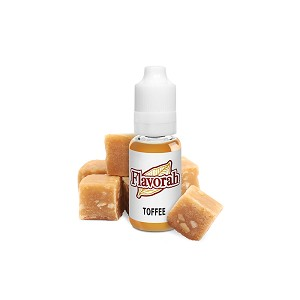 FLV Toffee E-juice Flavor