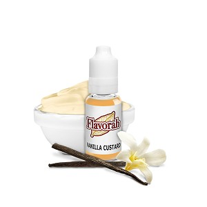 Vanilla Custard  Flavoring | 15 mL