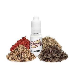Wood Spice  Flavoring | 15 mL